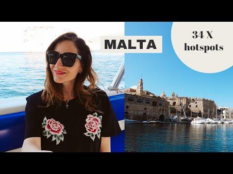 Malta Travel Guide: Valletta, Blue Lagoon, Comino & more travel tips