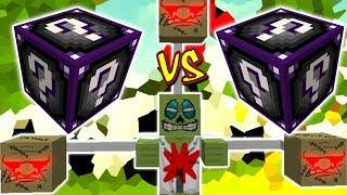 DR. ZUMBI MALUCO VS. LUCKY BLOCK DRAGON (MINECRAFT LUCKY BLOCK CHALLENGE)