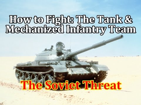 How to Fight: The Tank / Mechanized Infantry Team || Vintage US Army Video