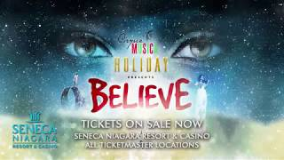 Cirque Musica Holiday Spectacular Presents Believe!