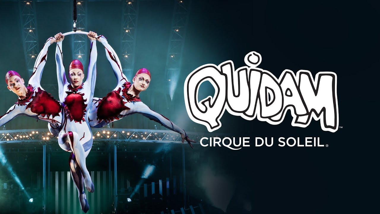 Quidam by Cirque du Soleil - Official Preview Video
