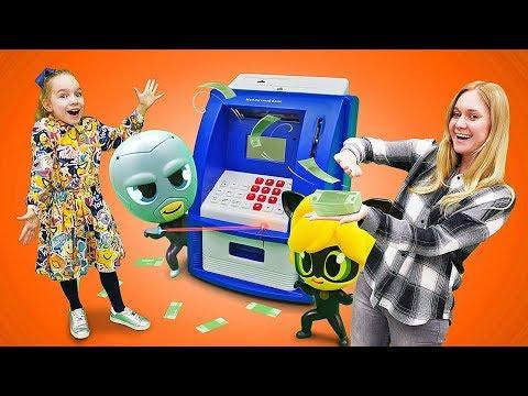 Видео с куклами Леди Баг – Чиби Бражник против Супер Кота! – Игры для детей.