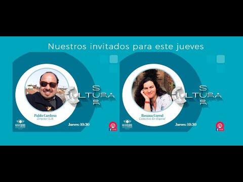 #ENVIVO | Emisión del programa #CulturaSur  #ILIA.                     #CulturaSur #VaEnTuDirección.