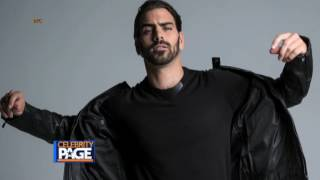 Fashion Flash with DWTS's Nyle DiMarco!