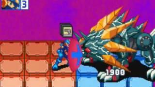 MegaMan Battle Network 6: Cybeast Gregar - Final Boss: Gregar
