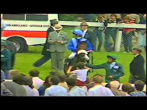 1985 Epsom Derby Slip Anchor