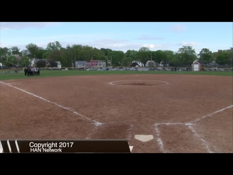 HAN Sports: Norwalk at Stamford Softball 5.8.17