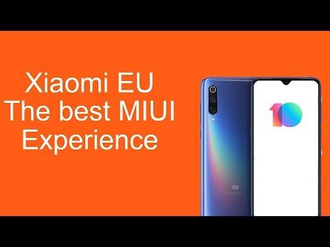 Xiaomi.EU - The Better MIUI Experience