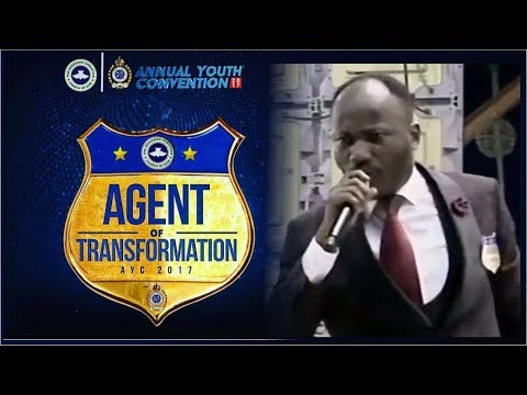 Apostle Johnson Suleman Sermon @ RCCG 2017 YOUTH CONVENTION
