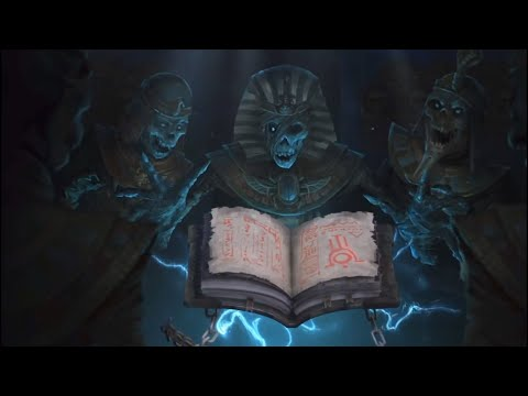 Total War WARHAMMER 2 Tomb Kings All Cutscenes |