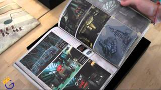 Unboxing Special Edition Bioshock 2