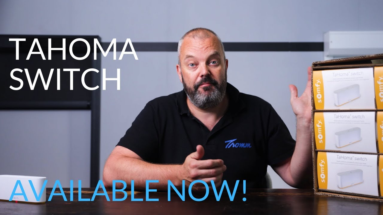 Tahoma Switch release date - skip that - they're available now.