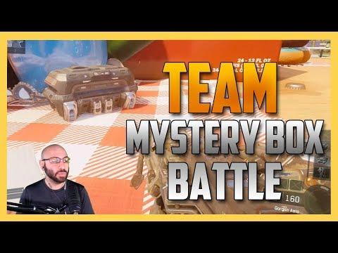Micro Team Mystery Box Battle!