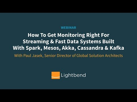How To Get Monitoring Right For Streaming & Fast Data Systems