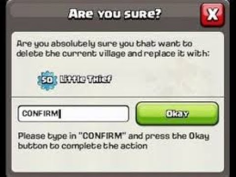 How To Change Clash of Clans Email Account (Google and Apple ID) | 100% Working