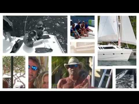 Catamaran Meka of Tortola Yacht Charters