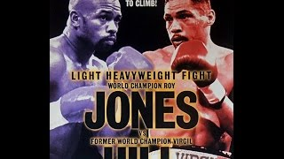 Roy Jones Jr. vs. Virgil Hill