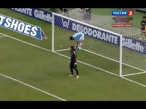 Argentina vs Brazil 4-3 All Goals - International Friendly HD.