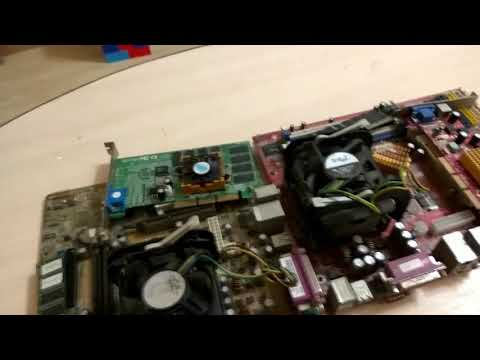 Старый добрый Socket 478