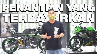 Dari Jam 4 Pagi Demi Kawasaki Ninja ZX-25R || First Launching Kawasaki ZX-25R Indonesia || Part 01