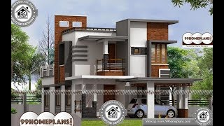 Indian House Design By 99HOMEPLANS COM [ Esp: M027 ]