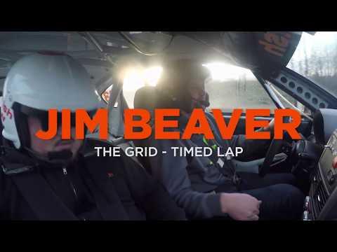JIM BEAVER - Stars VS Rally Cars