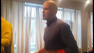 тренировка Астана Арланс