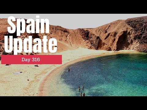 Spain update day 316 -  Uncertainty surrounds tourism in 2021