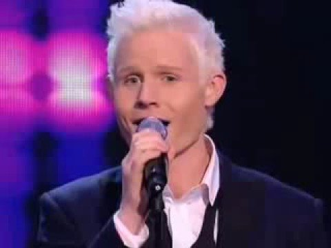 the x factore rhydian when you believe