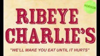 EAT TIL IT HURTS | Ribeye Charlie's