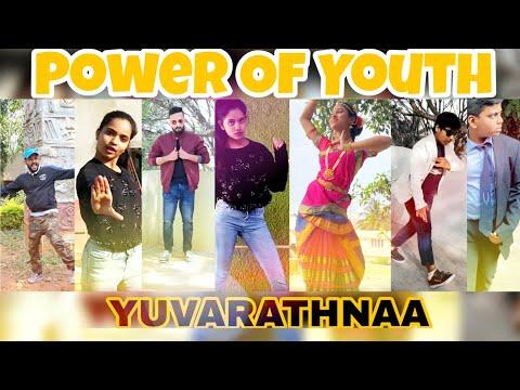 #PowerOfYouth | Power Of Youth Dance Challenge | Yuvarathnaa | Puneeth Rajkumar | ILLUSIONSCUBE
