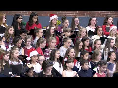 McKelvie Intermediate School Winter Concert - 2018