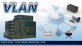 cisco ccna vlan trunking protocol vtp