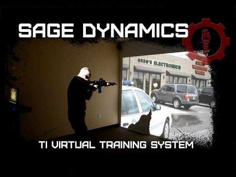 TI Virtual Training System