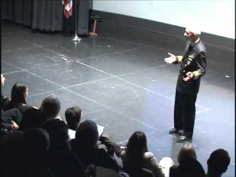 TEDxPentagon - Rear Admiral David Titley, USN - Climate Change and National Security