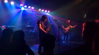 """Man in the Night"" by Over the Winter @Outland Ballroom"