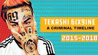 The 6ix9ine Timeline: Every Single Legal Issue Leading Up To Tekashi69 Final Arrest