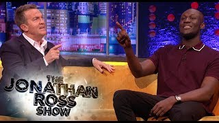 Bradley Walsh Sings Stormzy - The Jonathan Ross Show