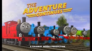 the adventure continues full feature length special thomas friends