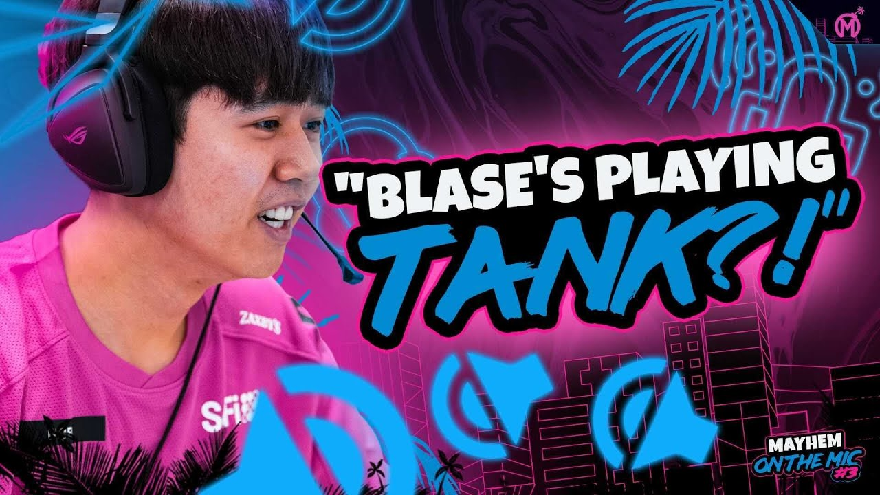 """""""Blase's Playing Tank!??"""" 