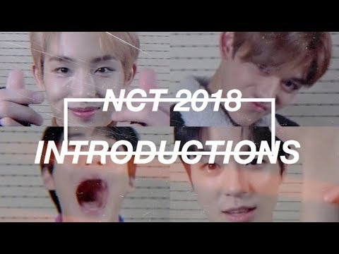 NCT 2018 OT18 Asia Spotlight Introductions