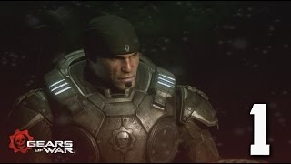 OGP Gears Of War PlayThrough - Marcus Fenix - Part 1(Xbox One)