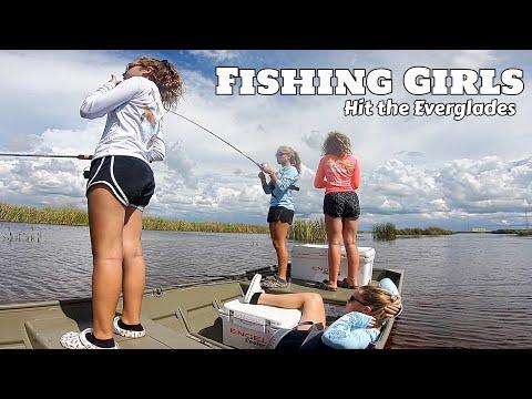 2v2 Everglades Challenge - Girls Gone Fishing
