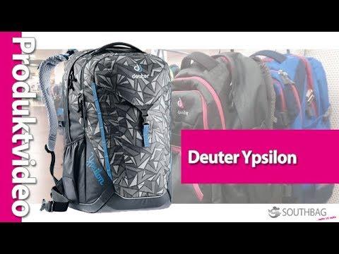 178f53773f03e Deuter Schulrucksack Ypsilon - Produktvideo - YouTube
