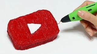 DIY 3D КНОПКА ЮТУБ! 3D РУЧКА | 3D PEN DIY(3D Ручка (3D Pen) - http://ali.pub/dqwgc 3Д ручка - http://ali.pub/jysv3 Пластик на 3Д ручку - http://ali.pub/mj1rf Я ВК ДОБАВЛЯЮ ВСЕХ Anna Chi https://vk.c..., 2016-11-10T14:54:09.000Z)