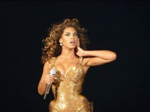"Beyoncé - Crazy In Love , The Mrs. Carter Show "" World Tour (Belgrade)"