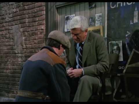 Police Squad: Johnny The Shoeshine Guy 1