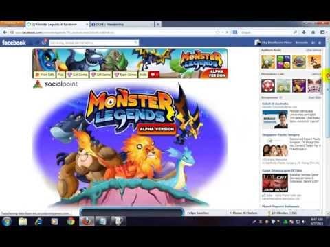 Cheat Engine 6.3 Monster Legends 2o15 HACK  FunnyDog.TV