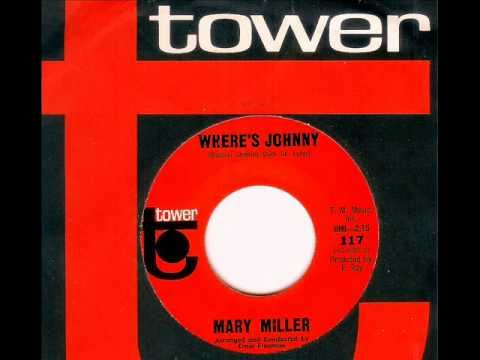 Mary Miller - WHERE'S JOHNNY (1965)