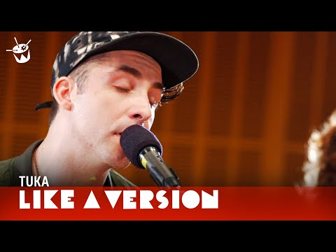 Tuka covers Angus and Julia Stone 'Big Jet Plane' for Like A Version